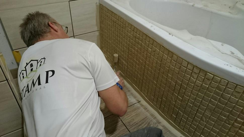 Malovanie STAMP mozaika kocky